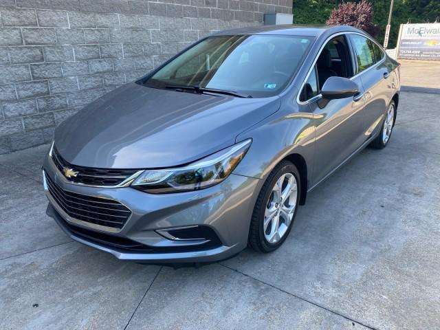2018 Chevrolet Cruze Vehicle Photo in Ellwood City, PA 16117