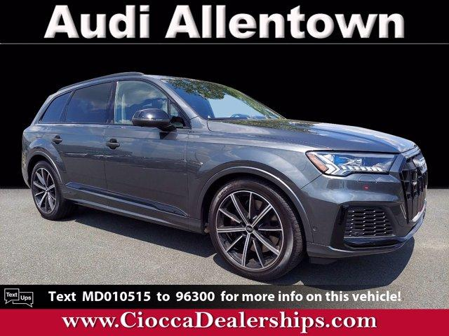 2021 Audi SQ7 Vehicle Photo in Allentown, PA 18103