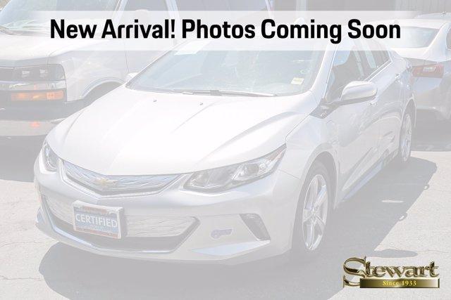 2018 Chevrolet Volt Vehicle Photo in COLMA, CA 94014-3284