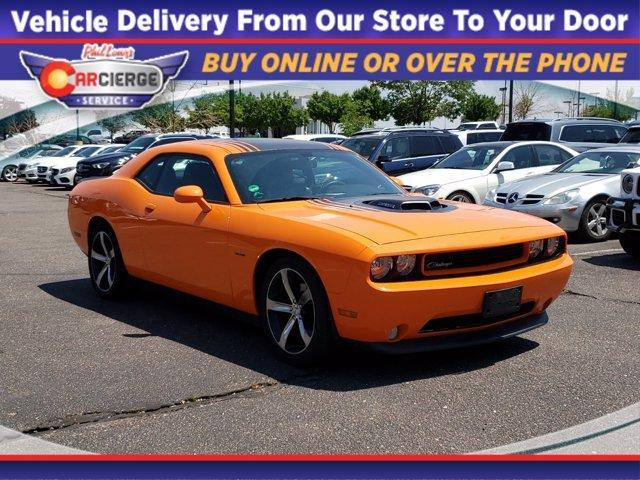 2014 Dodge Challenger Vehicle Photo in Colorado Springs, CO 80905