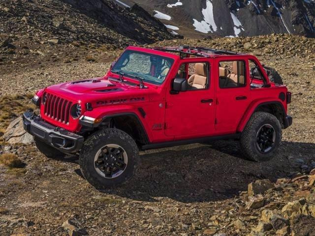 2020 Jeep Wrangler Unlimited Vehicle Photo in Miles City, MT 59301-5791