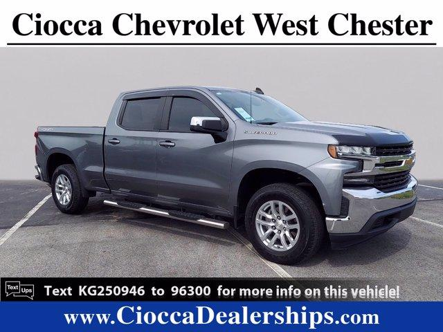 2019 Chevrolet Silverado 1500 Vehicle Photo in West Chester, PA 19382