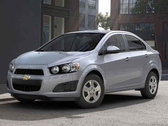 2014 Chevrolet Sonic Vehicle Photo in Neenah, WI 54956