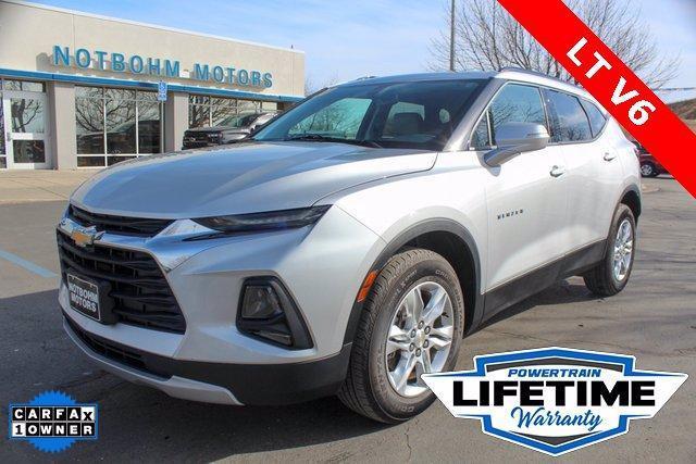 2020 Chevrolet Blazer Vehicle Photo in Miles City, MT 59301-5791