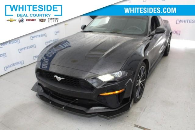 2020 Ford Mustang Vehicle Photo in St. Clairsville, OH 43950