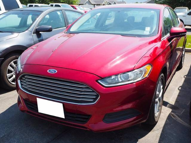 2013 Ford Fusion Vehicle Photo in American Fork, UT 84003