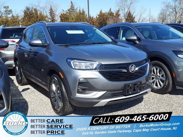 2021 Buick Encore GX Vehicle Photo in Cape May Court House, NJ 08210