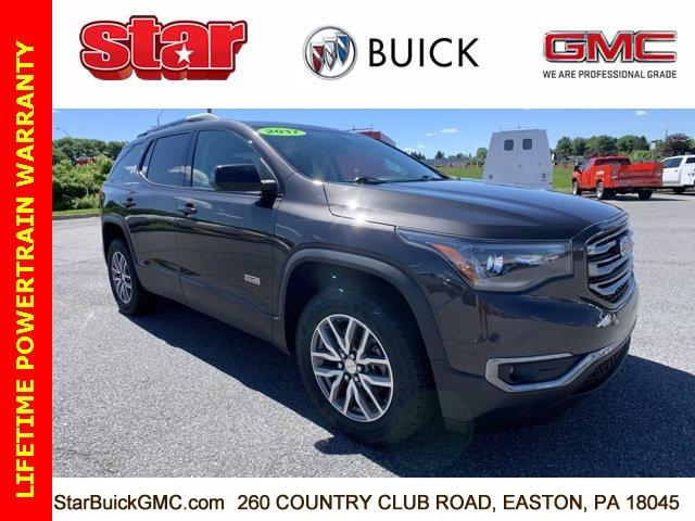 2017 GMC Acadia Vehicle Photo in EASTON, PA 18045-2341