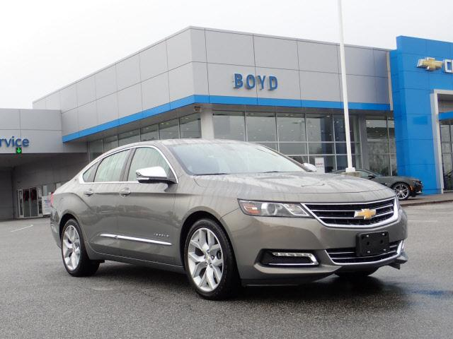 2019 Chevrolet Impala Vehicle Photo in Emporia, VA 23847