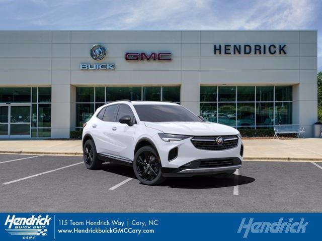 2021 Buick Envision Vehicle Photo in Cary, NC 27511