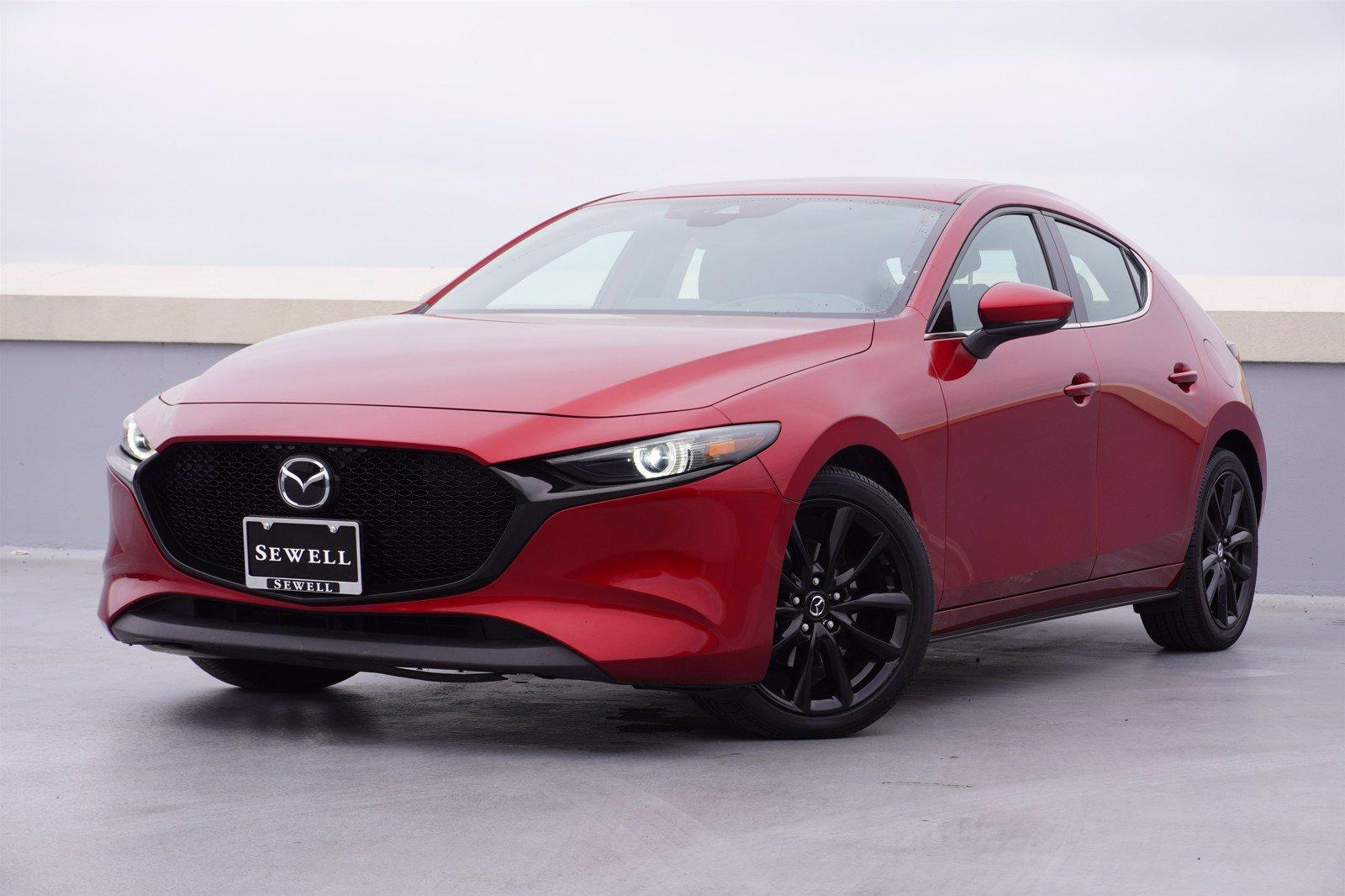 2019 Mazda Mazda3 Hatchback Vehicle Photo in Dallas, TX 75209