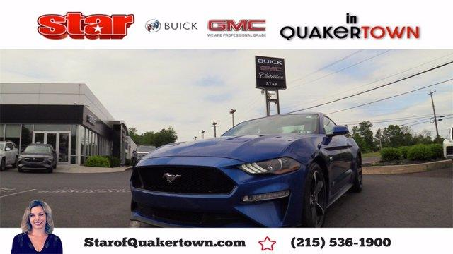 2018 Ford Mustang Vehicle Photo in QUAKERTOWN, PA 18951-2312