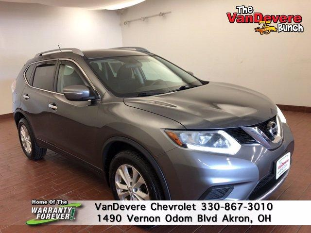 2014 Nissan Rogue Vehicle Photo in AKRON, OH 44320-4088
