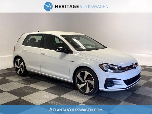 2021 Volkswagen Golf GTI Vehicle Photo in Union City, GA 30291