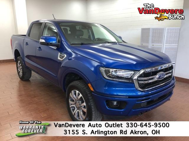2020 Ford Ranger Vehicle Photo in Akron, OH 44312