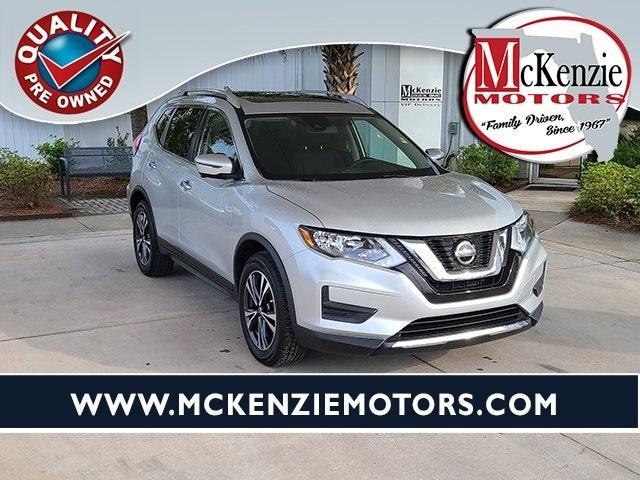 2019 Nissan Rogue Vehicle Photo in Milton, FL 32570
