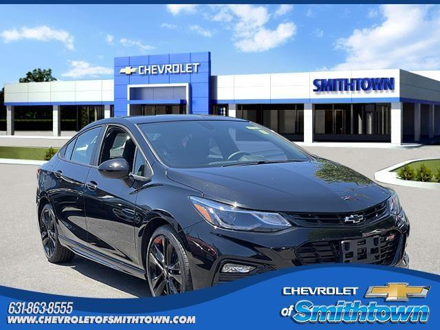 2018 Chevrolet Cruze Vehicle Photo in Saint James, NY 11780