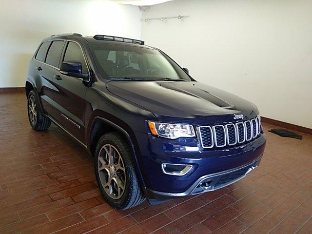 2018 Jeep Grand Cherokee Vehicle Photo in AKRON, OH 44320-4088