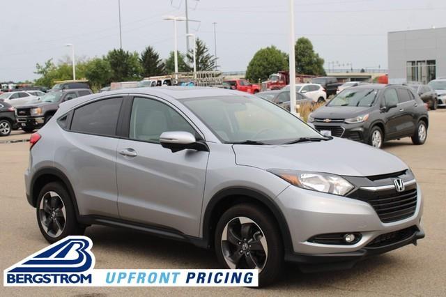 2018 Honda HR-V Vehicle Photo in MADISON, WI 53713-3220