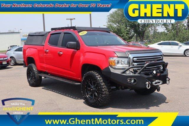 2015 GMC Canyon Vehicle Photo in GREELEY, CO 80634-4125