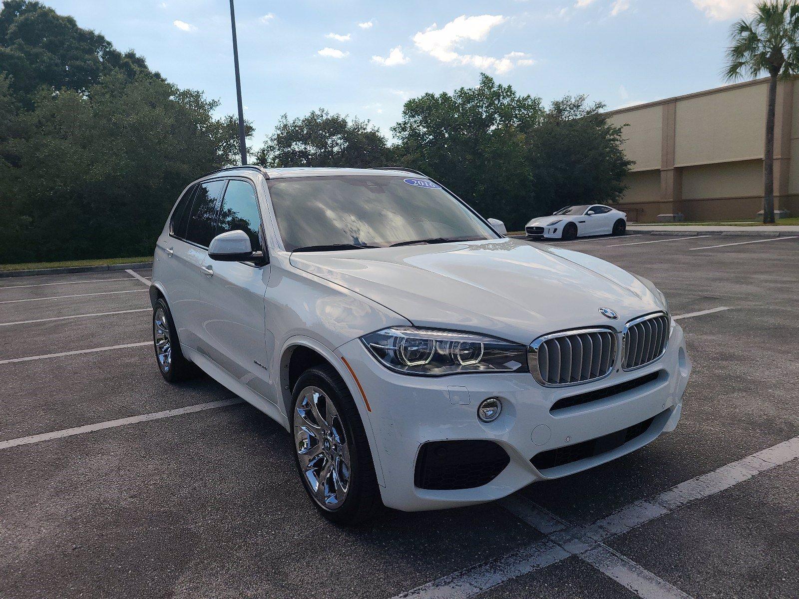 2016 BMW X5 xDrive50i Vehicle Photo in NAPLES, FL 34109