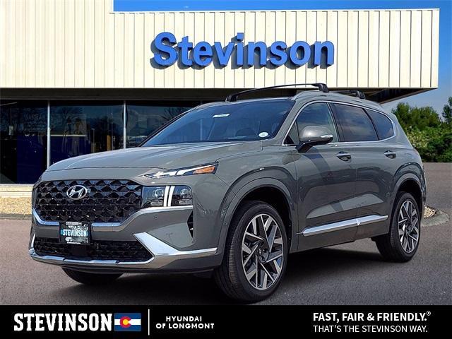 2021 Hyundai Santa Fe Vehicle Photo in Longmont, CO 80501