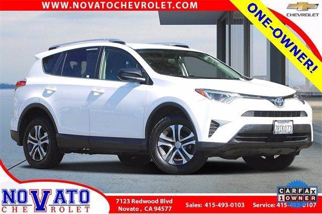 2016 Toyota RAV4 Vehicle Photo in NOVATO, CA 94945-4102