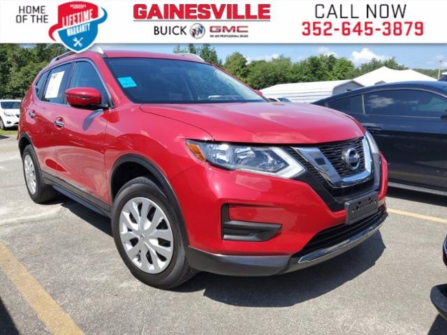 2017 Nissan Rogue Vehicle Photo in Gainesville, FL 32609