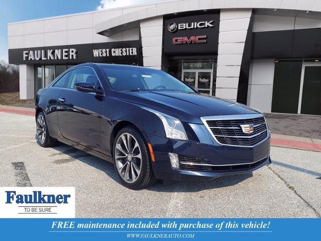 2016 Cadillac ATS Coupe Vehicle Photo in WEST CHESTER, PA 19382-4976