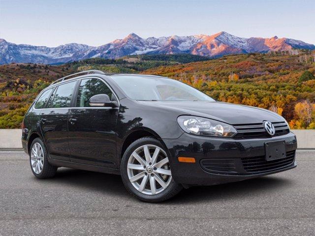 2012 Volkswagen Jetta SportWagen Vehicle Photo in Colorado Springs, CO 80905