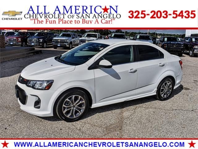 2020 Chevrolet Sonic Vehicle Photo in SAN ANGELO, TX 76903-5798