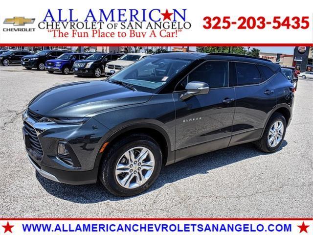 2020 Chevrolet Blazer Vehicle Photo in SAN ANGELO, TX 76903-5798