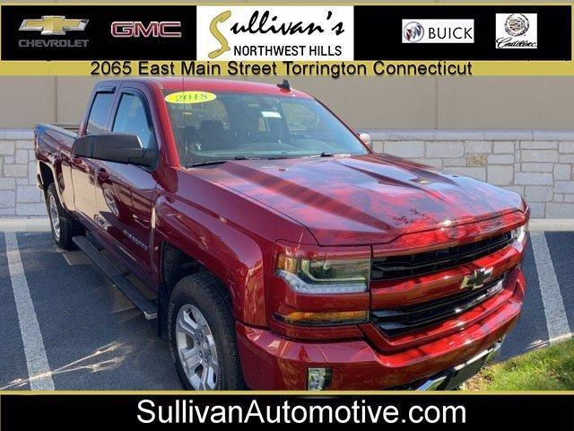 2018 Chevrolet Silverado 1500 Vehicle Photo in TORRINGTON, CT 06790-3111