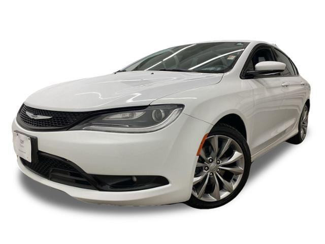 2016 Chrysler 200 Vehicle Photo in PORTLAND, OR 97225-3518