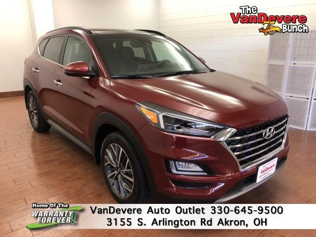 2019 Hyundai Tucson Vehicle Photo in Akron, OH 44312