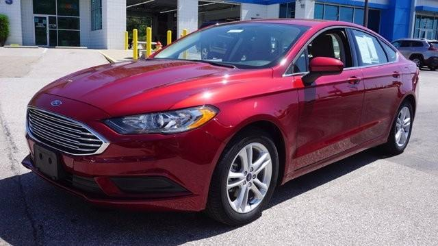 2018 Ford Fusion Vehicle Photo in Milford, OH 45150