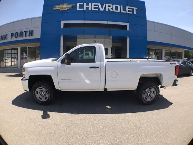 2018 Chevrolet Silverado 2500HD Work Truck LB 4WD