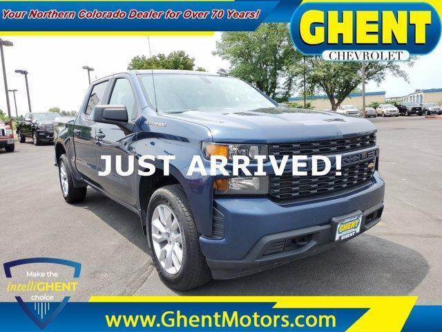 2019 Chevrolet Silverado 1500 Vehicle Photo in GREELEY, CO 80634-4125