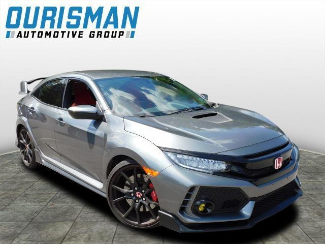 2018 Honda Civic Type R Vehicle Photo in Clarksville, MD 21029