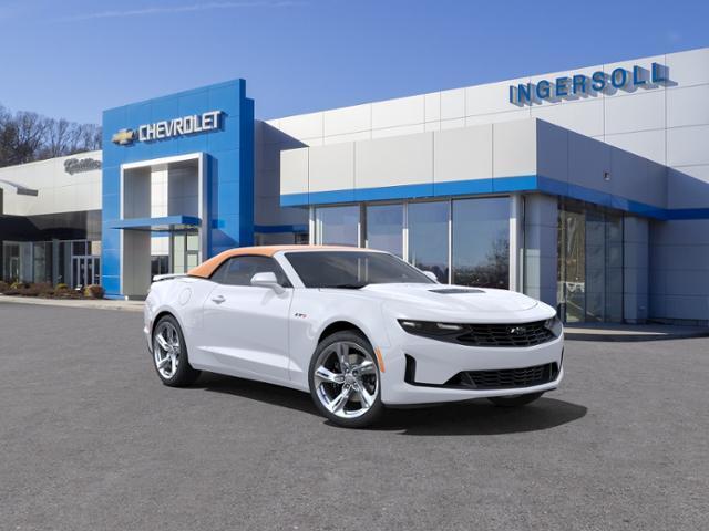 2021 Chevrolet Camaro Vehicle Photo in DANBURY, CT 06810-5034