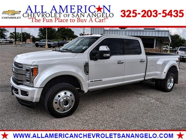 2019 Ford Super Duty F-450 DRW Vehicle Photo in SAN ANGELO, TX 76903-5798