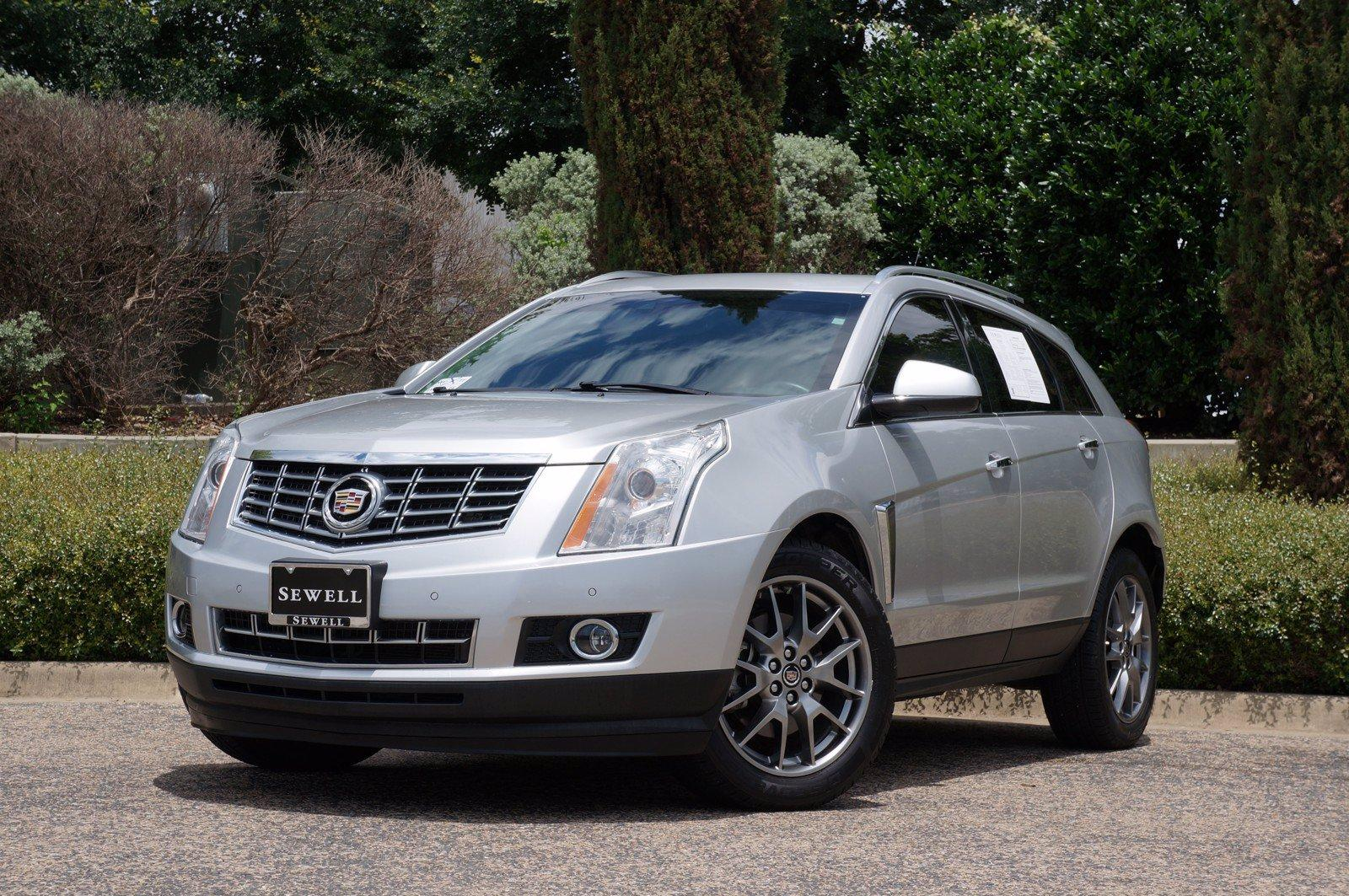 2016 Cadillac SRX Vehicle Photo in Fort Worth, TX 76132