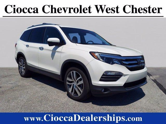 2018 Honda Pilot Vehicle Photo in West Chester, PA 19382