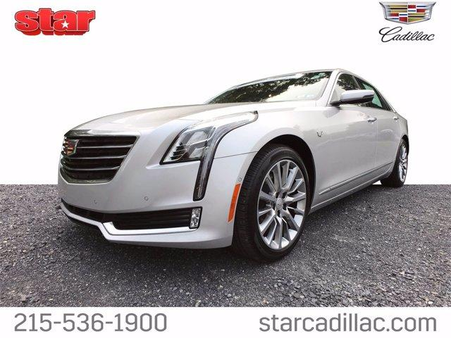 2017 Cadillac CT6 Vehicle Photo in QUAKERTOWN, PA 18951-2312