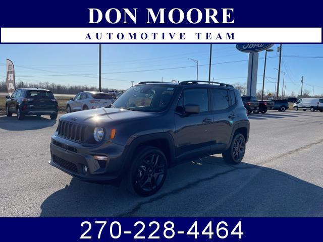 2021 Jeep Renegade Vehicle Photo in Hartford, KY 42347