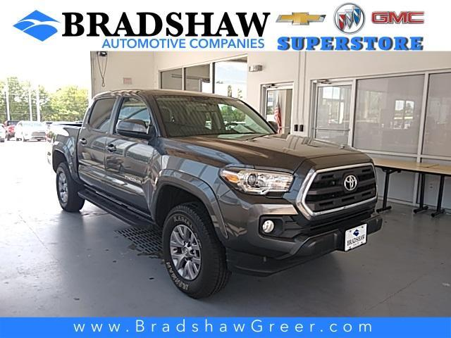 2017 Toyota Tacoma Vehicle Photo in Greer, SC 29651
