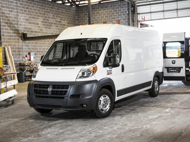 2018 Ram ProMaster Cargo Van Vehicle Photo in SAINT JAMES, NY 11780-3219