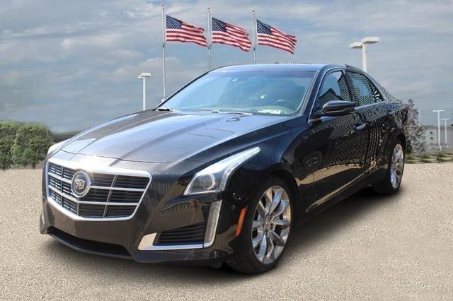2014 Cadillac CTS Sedan Vehicle Photo in Madison, WI 53713