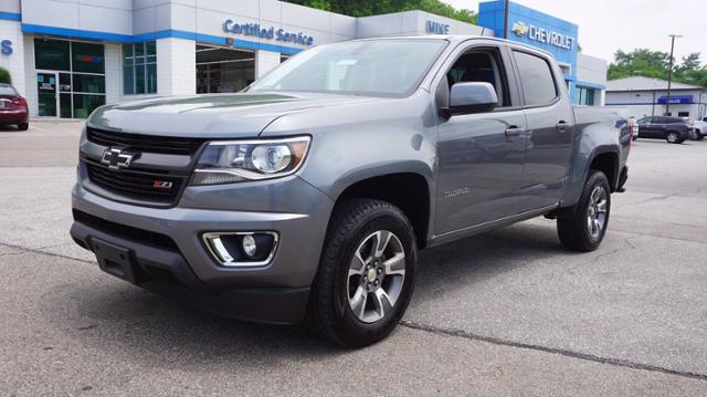2019 Chevrolet Colorado Vehicle Photo in MILFORD, OH 45150-1684