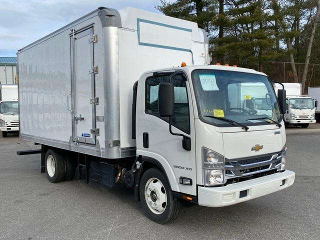 2020 Chevrolet 5500XD LCF Diesel Vehicle Photo in Wakefield, MA 01880